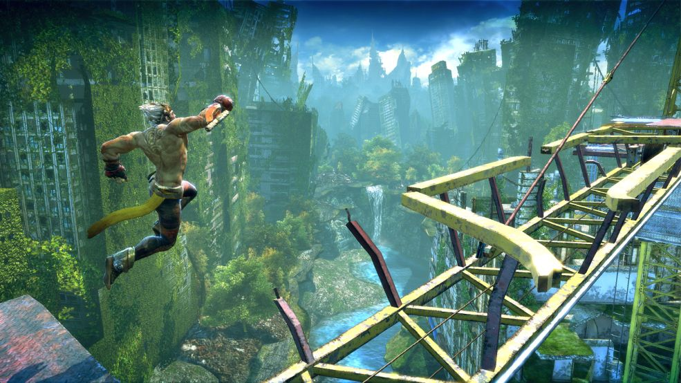 Enslaved Odyssey to the West Premium Edition Review