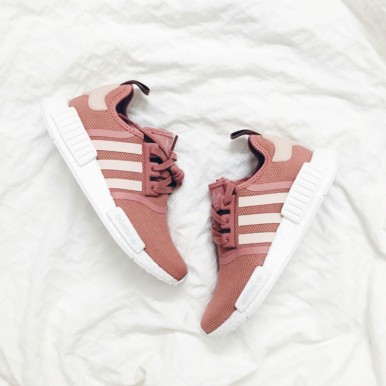 premium selection be843 9603d New kicks! \ Adidas NMD_R1 \ Raw Pink \ This will be my ...