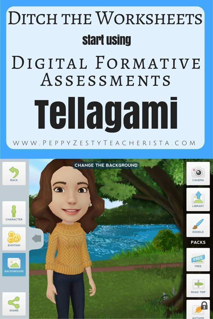 Technology in the Classroom Tellagami App Technology in the Classroom Tellagami App