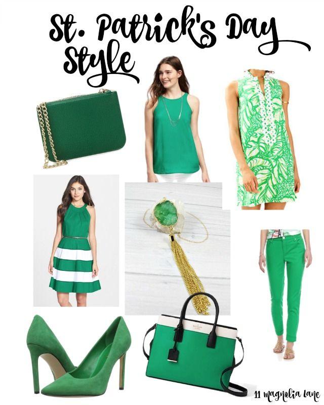 edcb0431e St. Patrick's Day Fashion and Accessories for Women | 11 Magnolia Lane