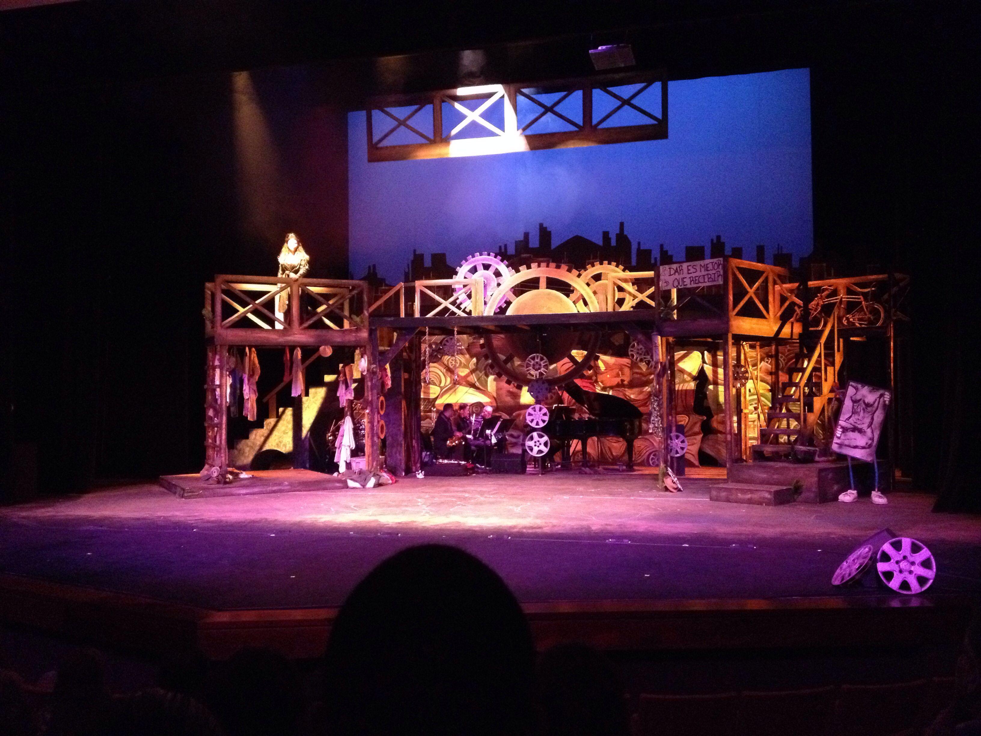 La ópera De Los Tres Centavos Beggar S Opera En El Centro De Bellas Artes En Santurce San Juan Puerto Rico La Opera De Los Tres Centavos ópera Bellas Artes
