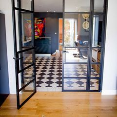BE DIFFERENT BE UNIQUE!! French style double metal door can …