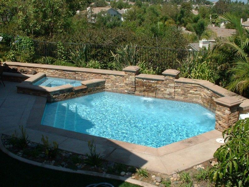 Special Features:precast coping, national pool tile, El ...