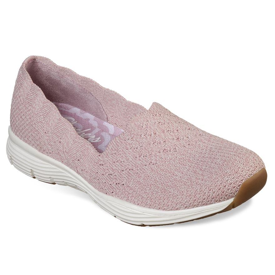 Skechers Seager Stat Women S Shoes In 2020 Slip On Shoes