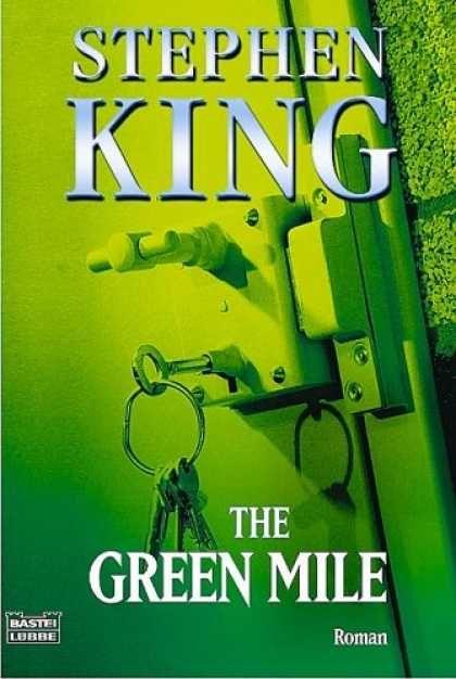 Stephen King Novels Stephen King Books The Green Mile German Edition Stephen King Books King Book Steven King