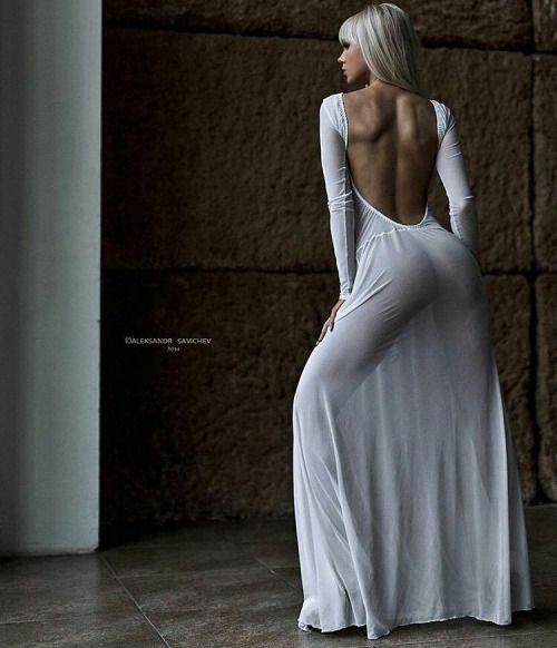sexy Kleid Voyeur
