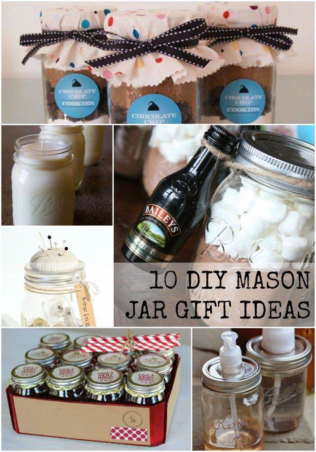 I Love Me A Good Mason Jar Craft And I Love Me Some Frugal Gift