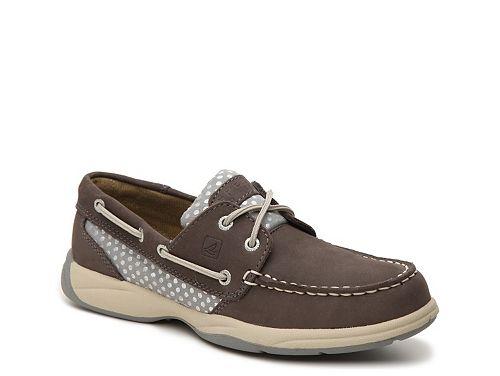 Sperry Top-Sider Intrepid Polka Dot Boat Shoe
