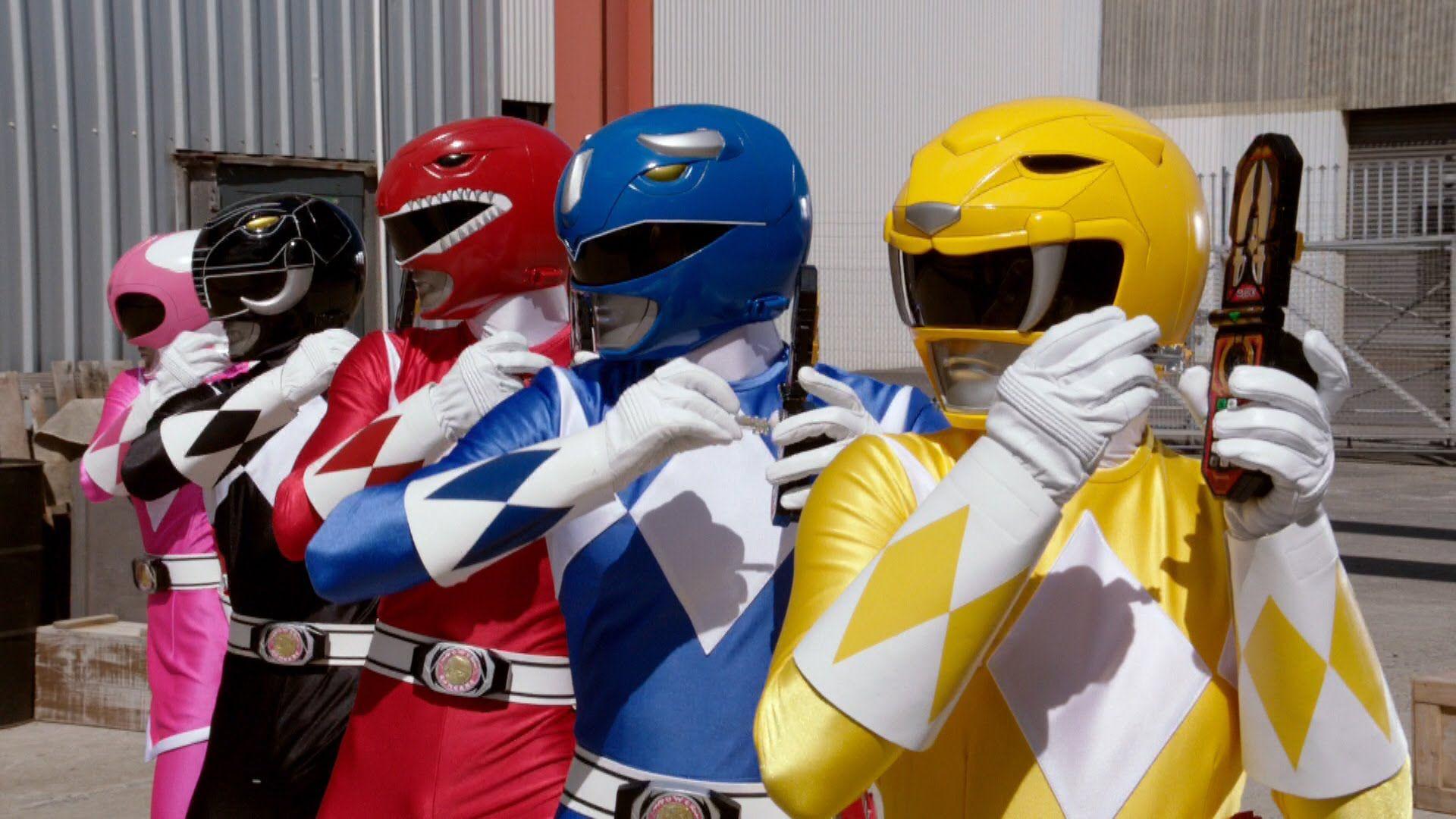 Power Rangers Super Megaforce - All Legendary Ranger Mode Fights ...