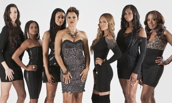 Basketball Wives It Stars Shaunie O Neal Wife Of Shaquille O Neal Evelyn Lozada Formerly Engaged To Antoine Walker And Romee Strijd Taylor Hill Fashion