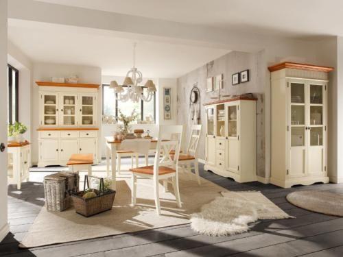 Schreibtisch Sekretär weiß lackiert Landhaus B111cm NEU in - wohnzimmer landhausstil gebraucht