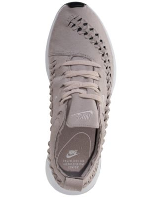 sports shoes c72ce 6434a Nike Women s Dualtone Racer Woven Casual Sneakers from Finish Line - Brown  9.5