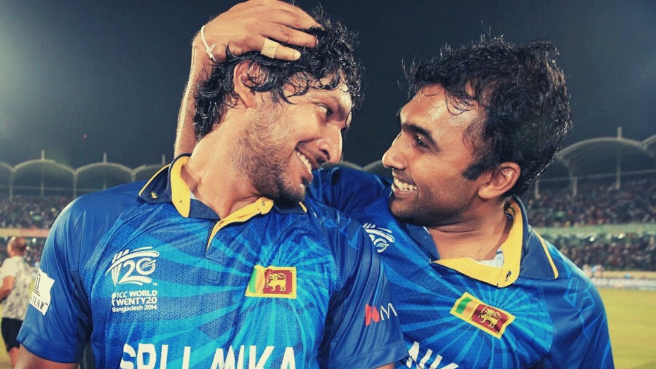 Friendships Are Unique Relationships Because Unlike Family Relationships We Choose To Enter Into Them In Real Life E In 2020 Kumar Sangakkara Sports Hero Sri Lanka