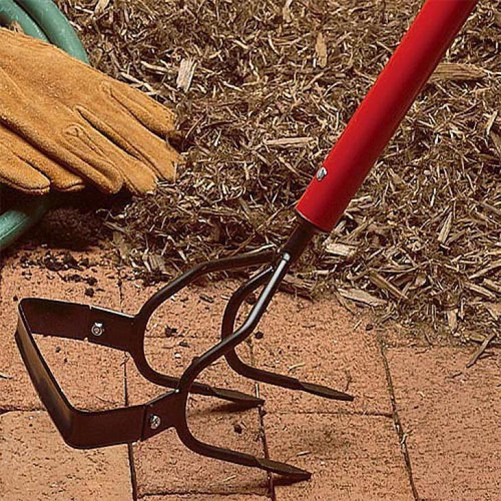 Combo cultivator weeder by garrett wade garden tools