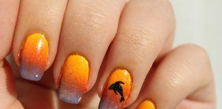 Uñas Decoradas Con Delfines Paso A Paso Uñas Nails Nail Art