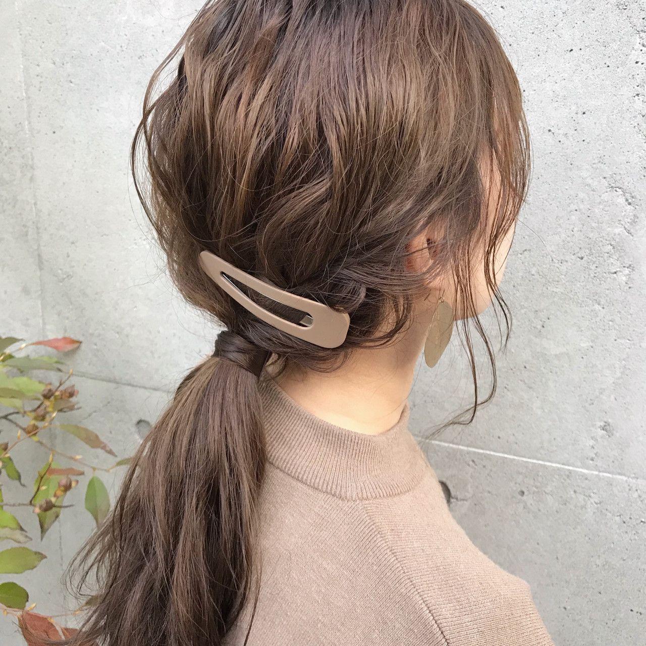 デート髪型