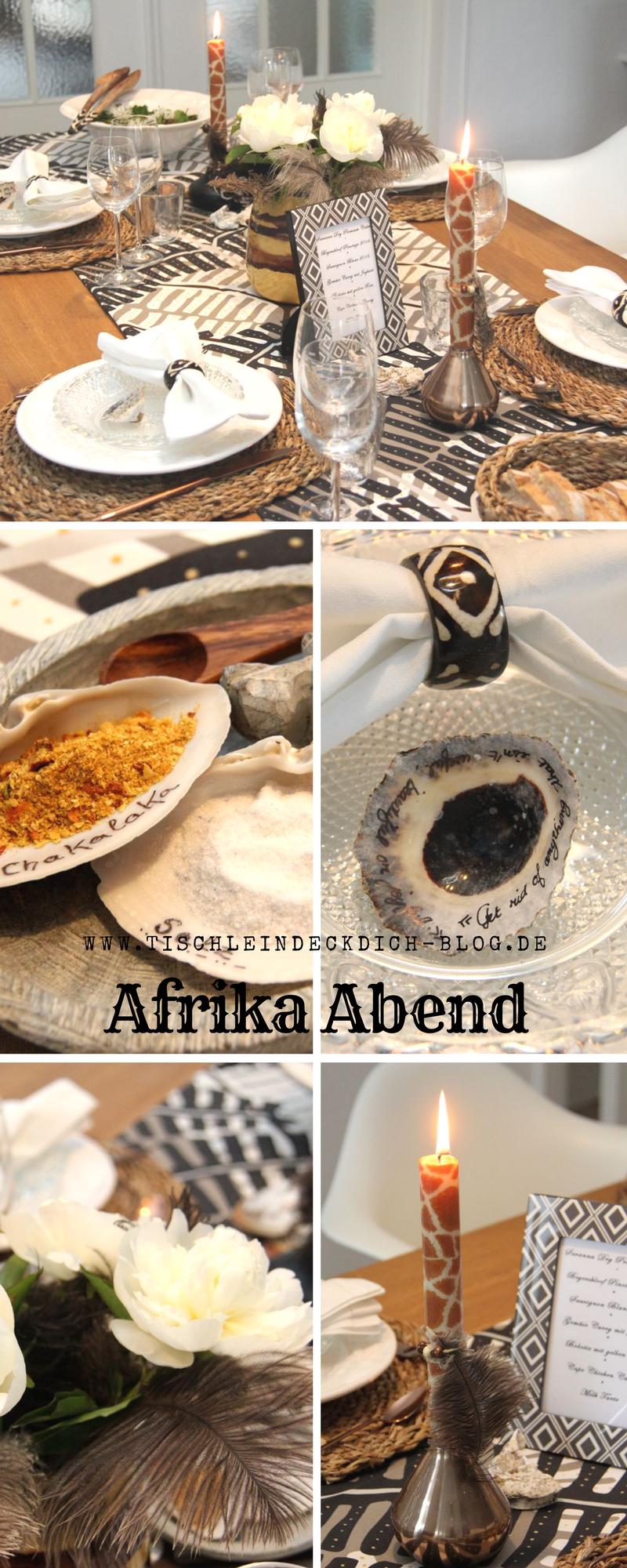 Eine Afrikanische Tischdekoration Und Unsere Liebe Zu Südafrika Tischlein Deck Dich Tischdekoration Dekoration Tisch