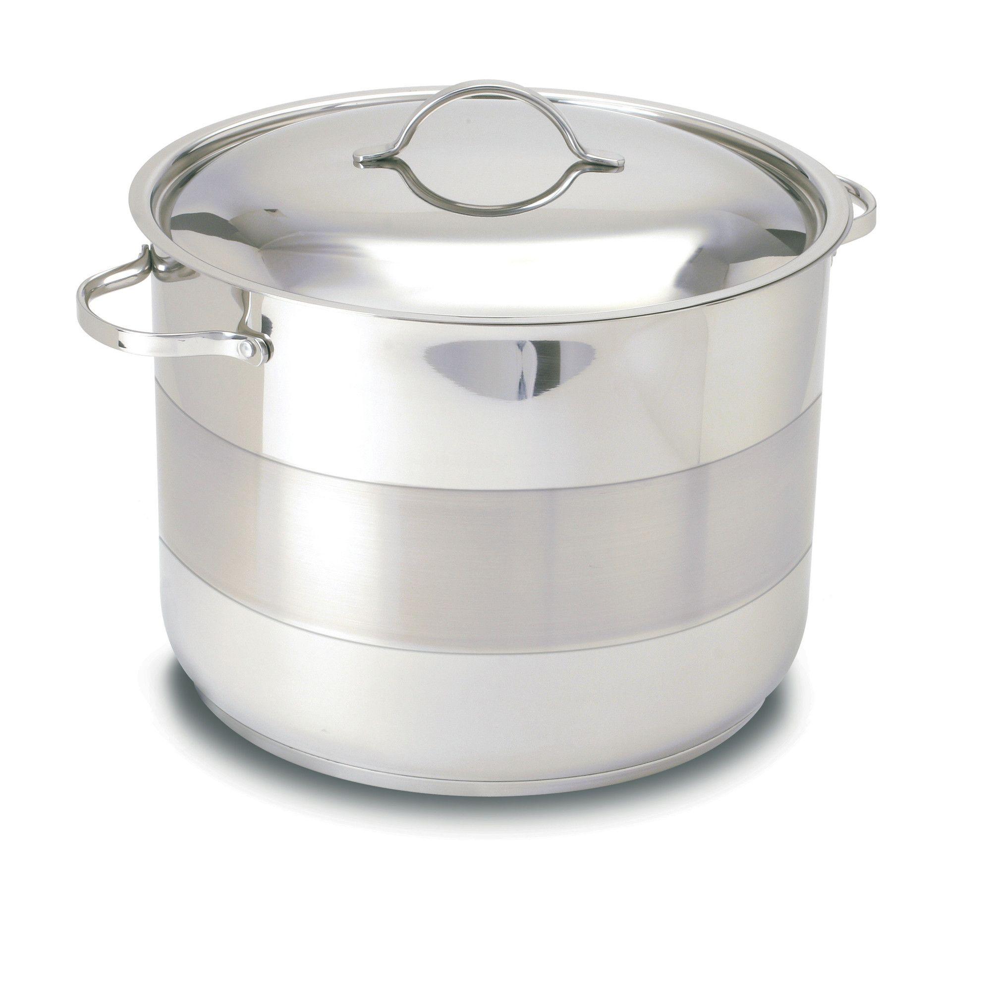 Cuisinox Gourmet Stock Pot With Lid Dutch Oven Set Specialty Cookware Dutch Oven