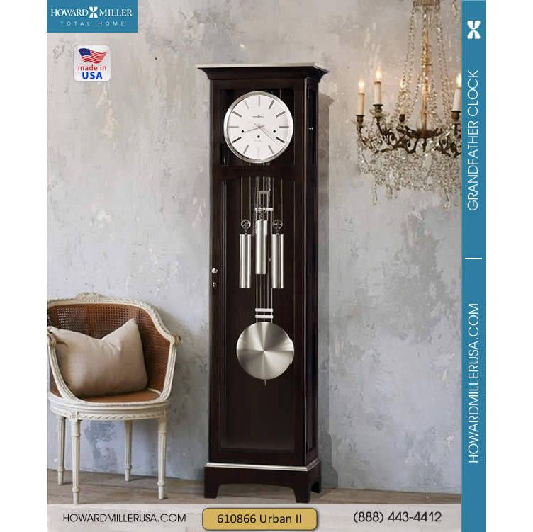 Grandfather Clock Howard Miller Modern