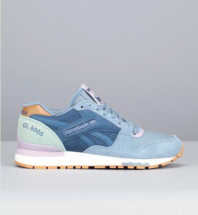 fb5258fec4a62 Runnings bleus Fleur Reebok