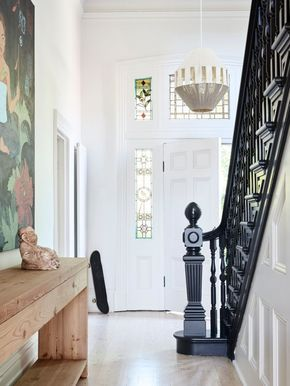 Dreamy Victorian renovation expertly combines the old and new