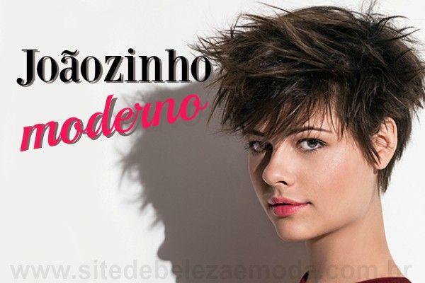Joãozinho moderno é uma das tendências de cortes de cabelo verão 2016