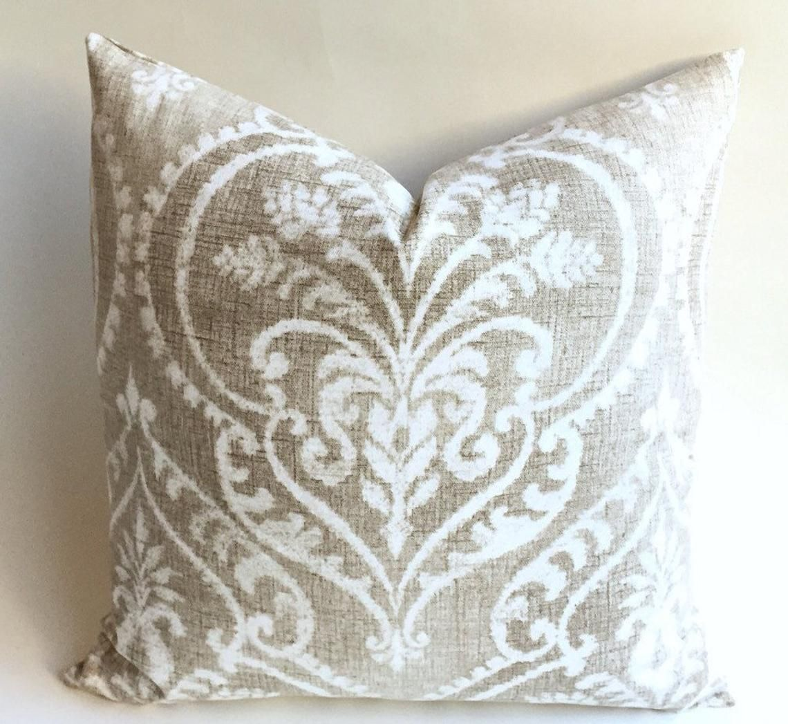 French Country Pillows / Country Home Decor / French Country