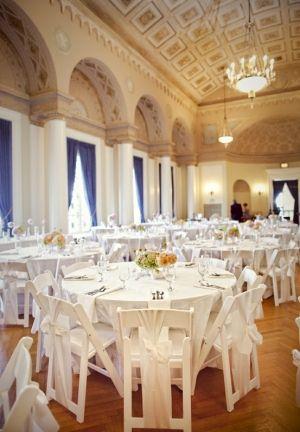 white garden chair decor | Wedding chair decorations ...