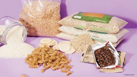Rice, GMOs, Carrageenan: Should You Stay Away?