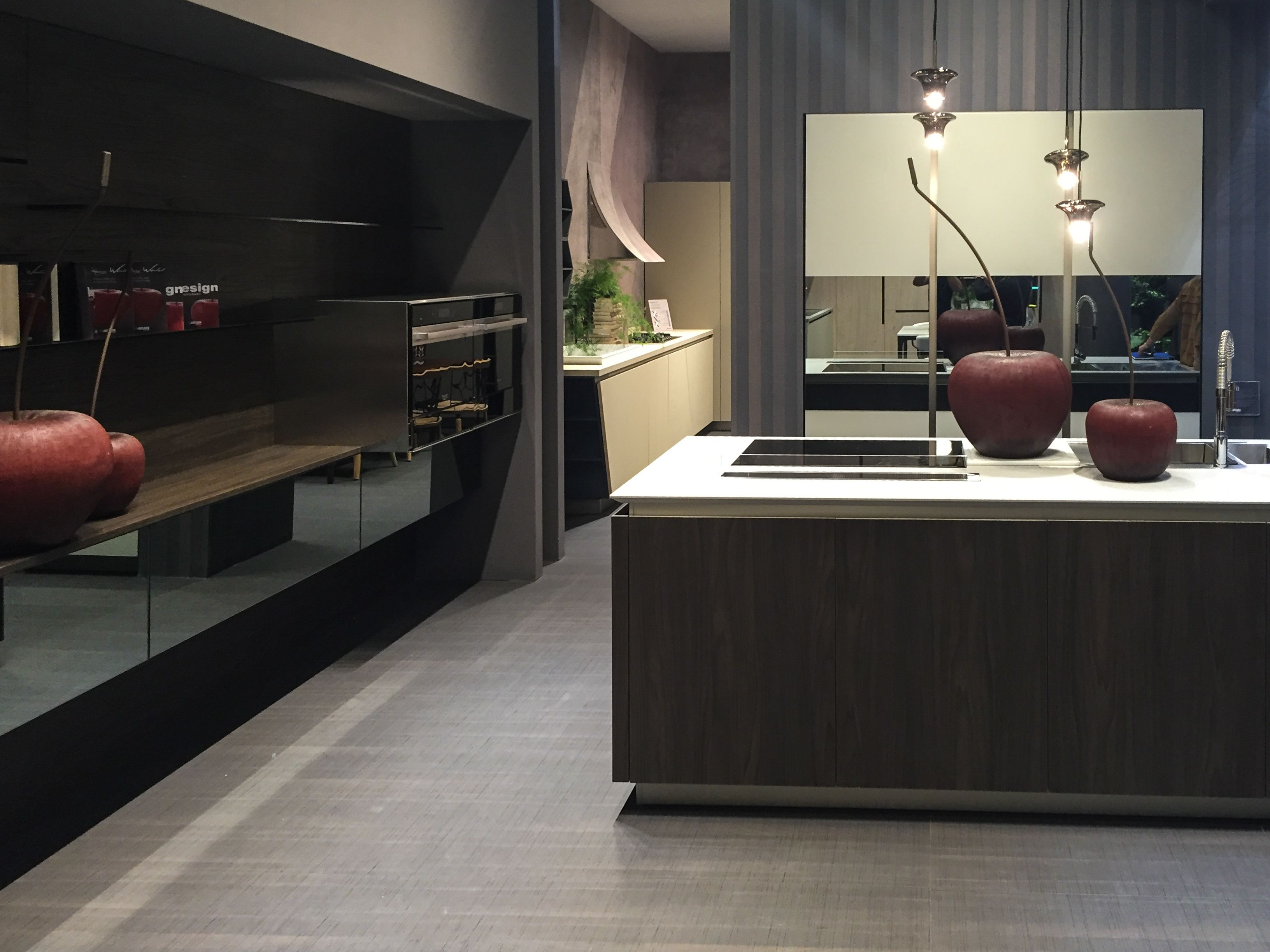 Introducing Aran Cucine S New Lab 13 Modern Kitchen Collection This