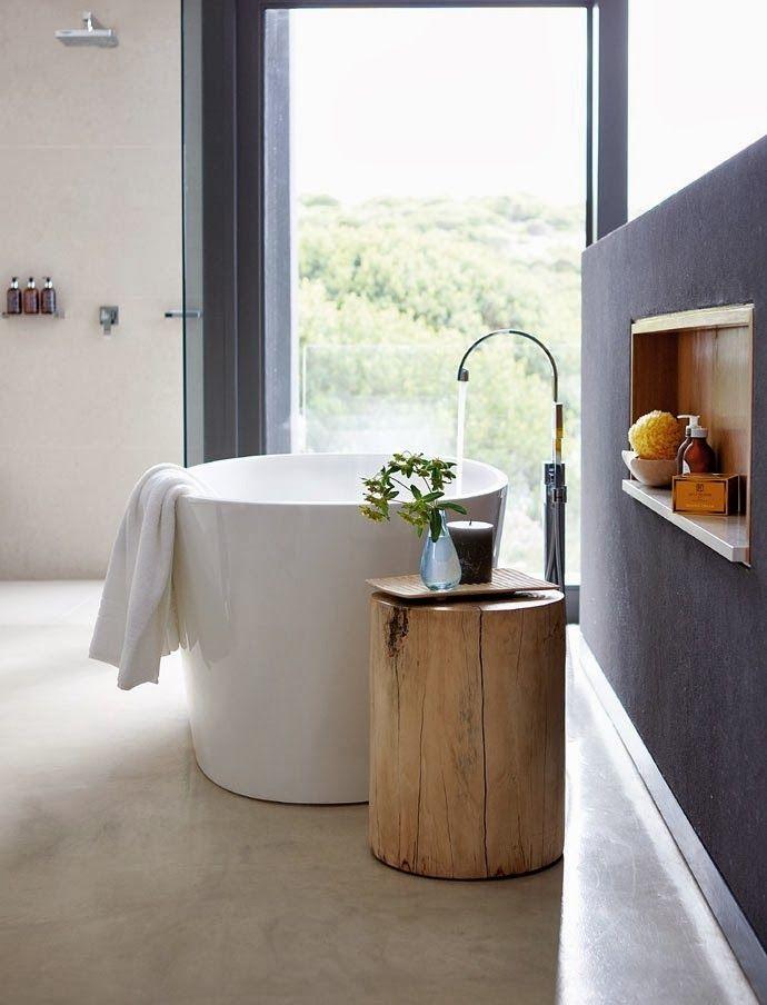 [Deco] Un toque natural en tu hogar: troncos reciclados – Virlova Style