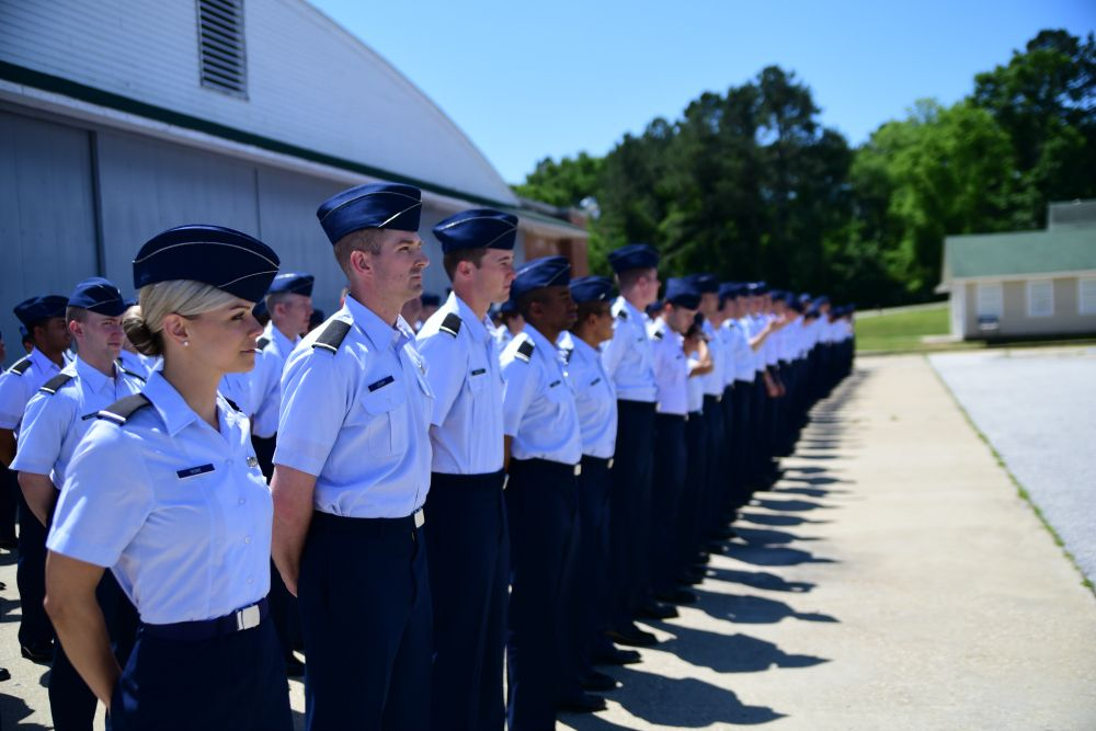 Air force officer training school air force ots the sauce pinterest officer training - Military officer training school ...