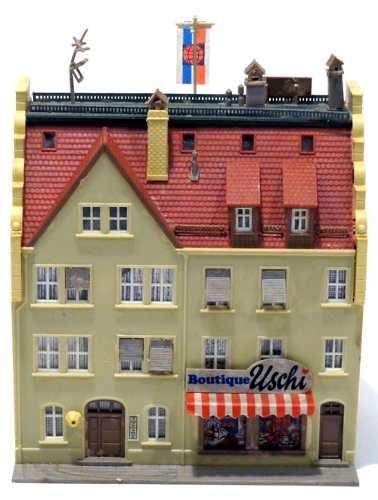 hotel predio europeu escala n 1/160 kibri germany