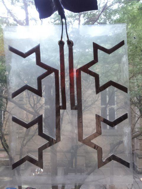 Hdtv Antenna Diy Fractal | Crafting