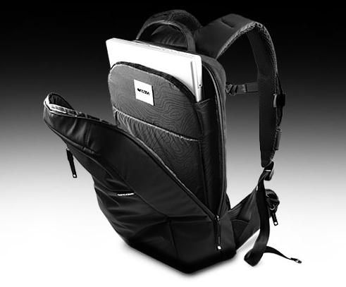 incase-nylon-slim-laptop-backpack-1.JPG (491×407) | D | Pinterest ...
