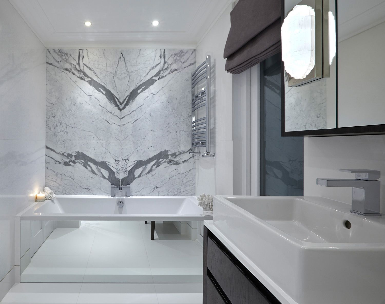 Chelsea ii luxury interior design london surrey for Bathroom interior design london