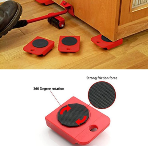 Free Shipping Easy Furniture Lifter Mover Tool Set Knowlegebest En 2020