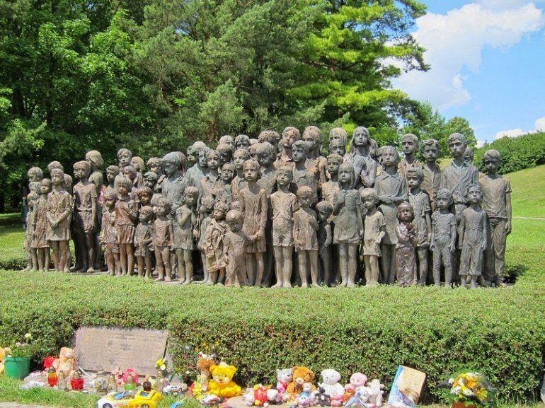 Картинки памятник детям войны