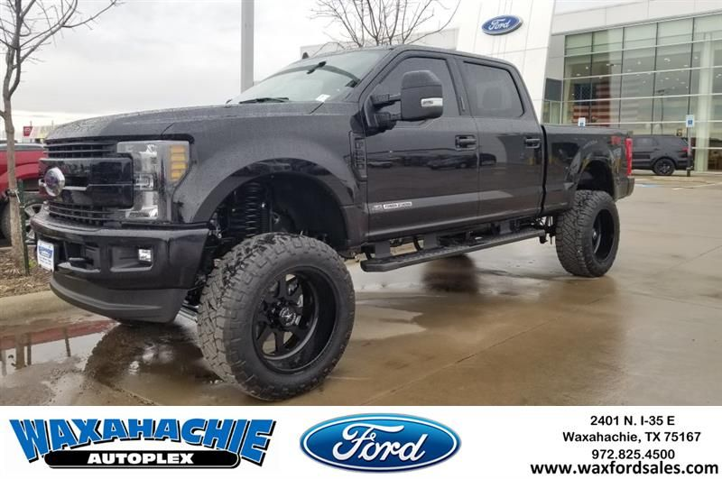 2019 Ford F 250 The Exterior Color Is Agate Black And It Comes
