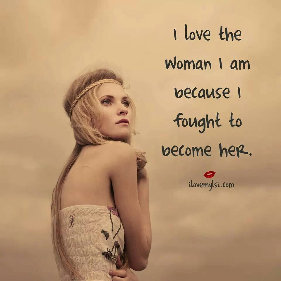 A Quote About Women: #strong #women #quote