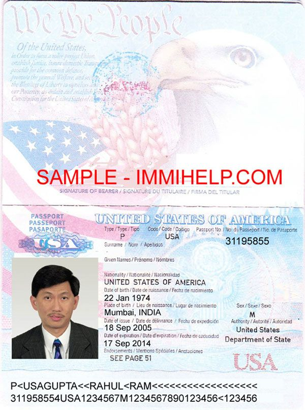 How Long Does It Take To Get Passport Usa