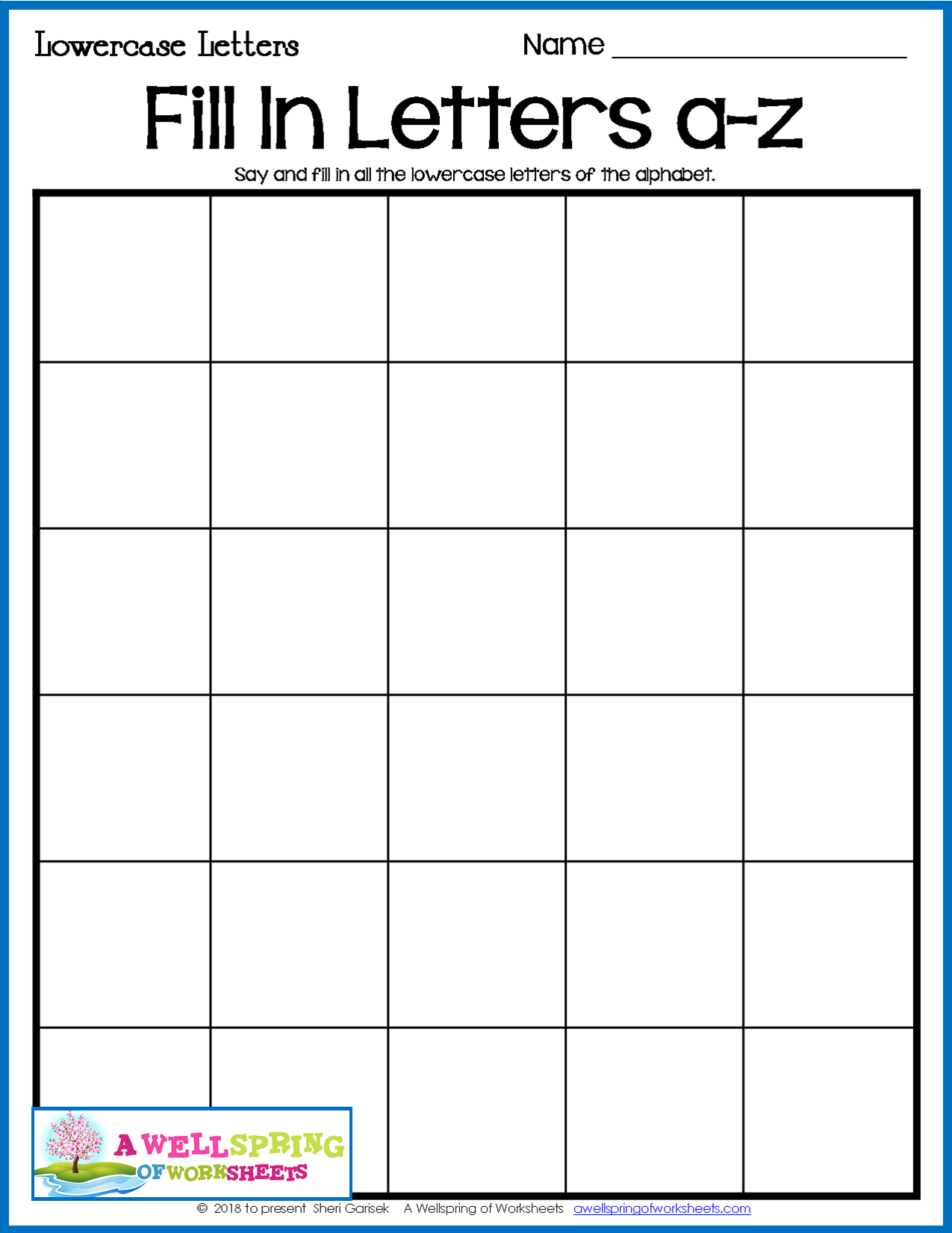 Missing Letters Fill In The Missing Alphabet Letters Awesome Assessment Alphabet Letter Worksheets Lowercase Letters Practice Letter Worksheets For Preschool [ 1650 x 1275 Pixel ]