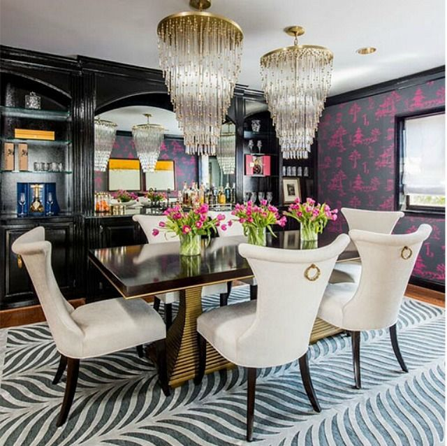 14 Dreamy Dining Rooms