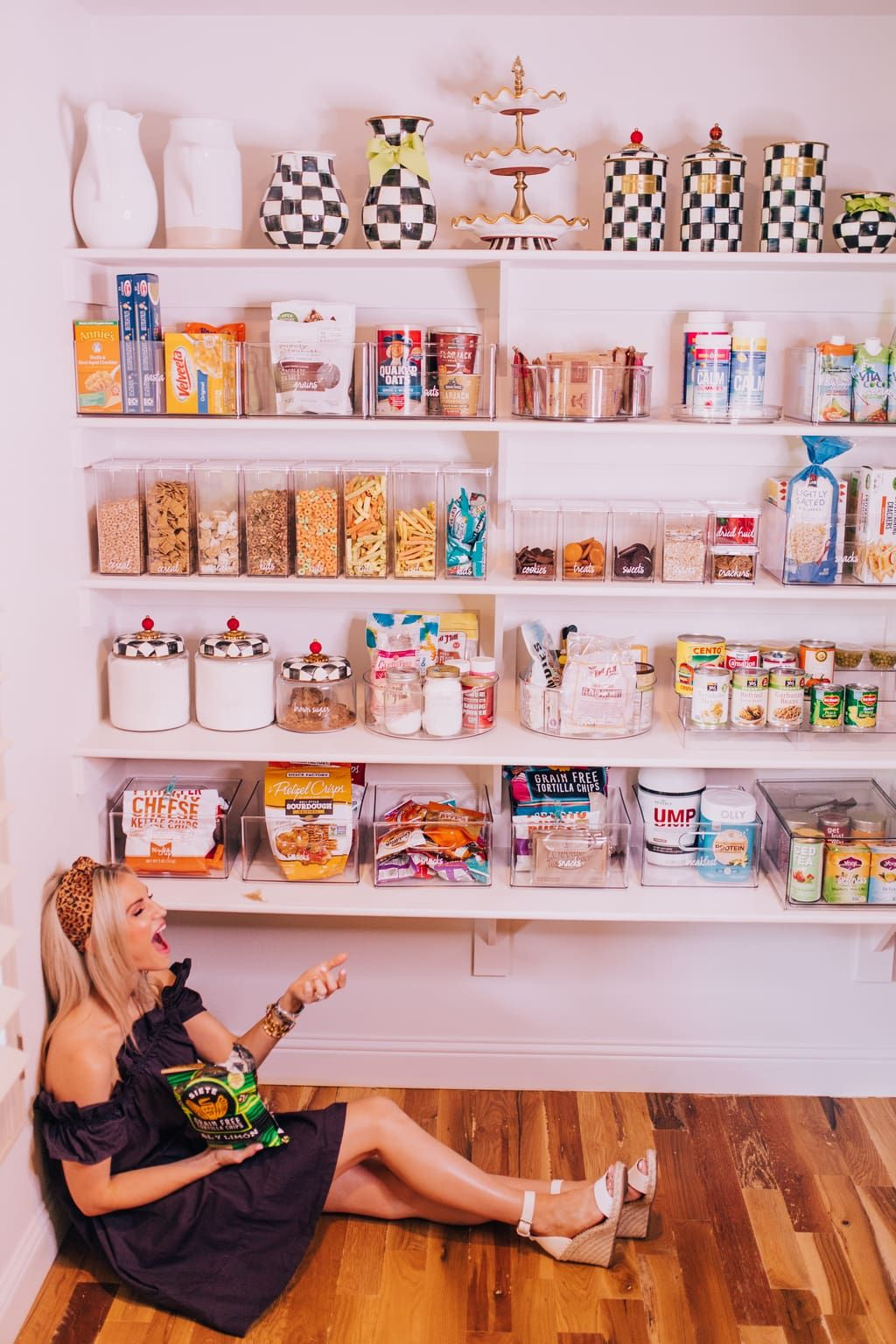 pantry organization the home edit x container store container store the home edit pantry on kitchen organization no pantry id=83805