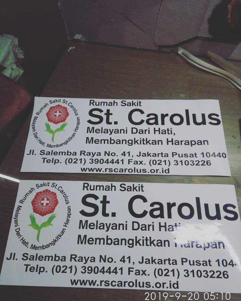25++ No telp rs carolus trends