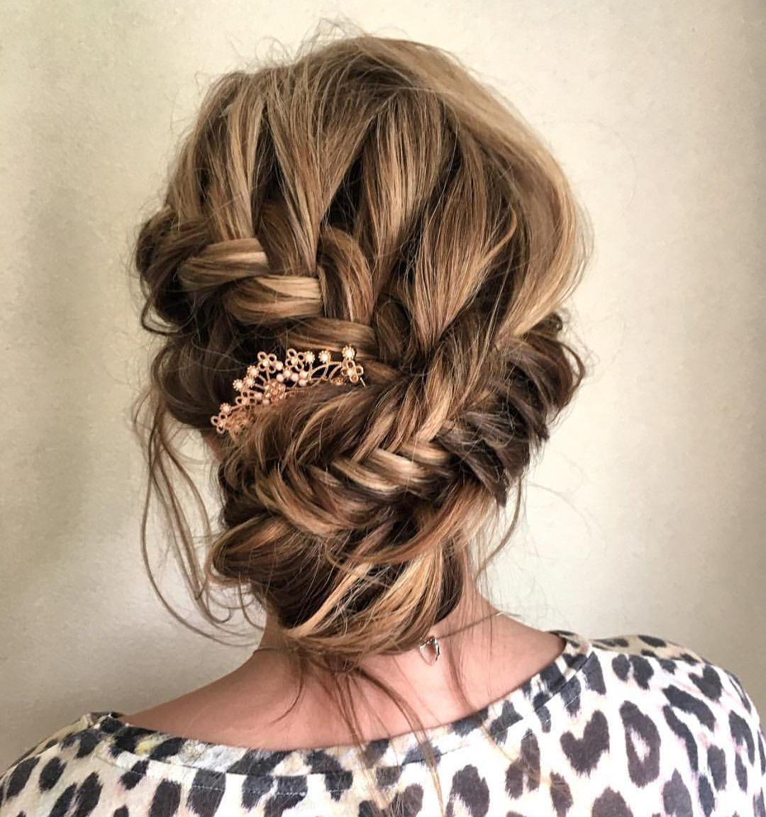 updos for medium length hair from top salon stylists prom