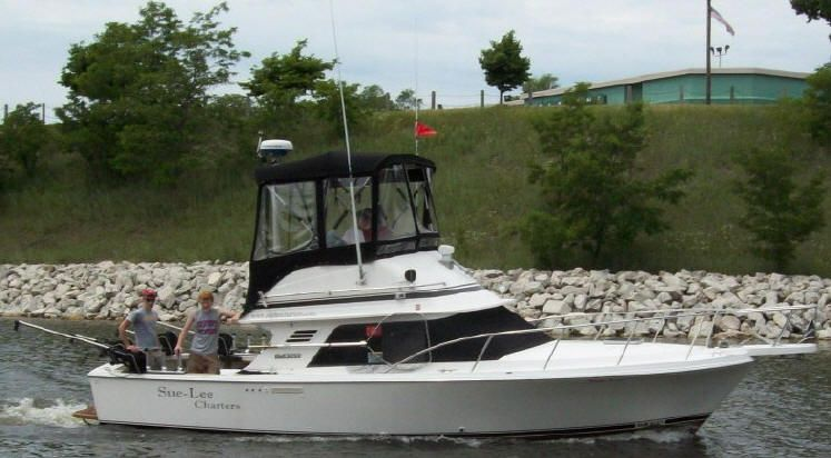 traverse city boat rental with captain