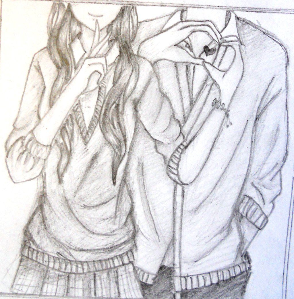 Cute couple drawings google search dessin manga fille manga amour dessin romantique