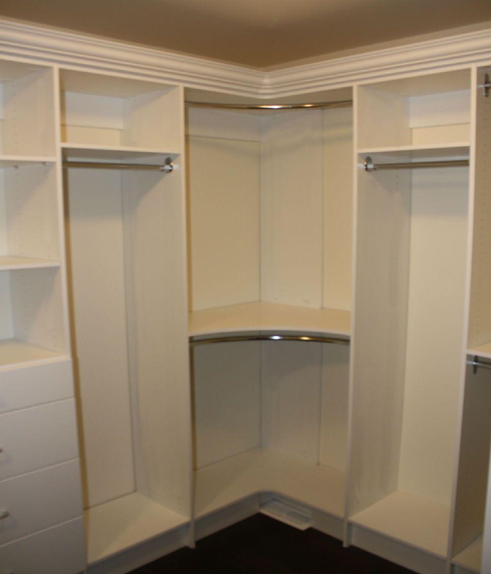 corner closet design | Roselawnlutheran