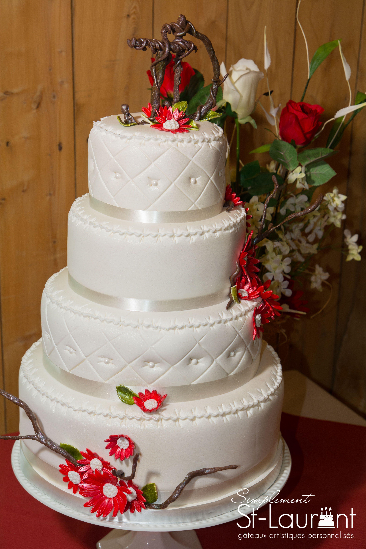 Gateau de mariage wow